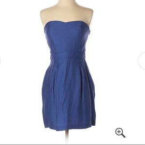 Cooperative Strapless Dress 4